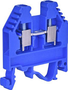 Złączka szynowa gwintowa 4mm2 niebieska VS 4 PAN ETI ETI