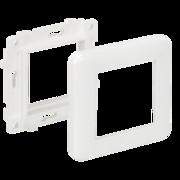 Suport podtynkowy z ramką K45; czysta biel Simon Connect Kontakt Simon