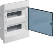 cosmos Rozdzielnica 2x12M p/t, IP40, drzwi transparentne Hager VR212TP Hager