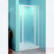 Drzwi prysznicowe SDOP-120 BIAŁA STYREN PEARL RAVAK