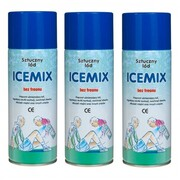 Sztuczny lód ICEMIX zamrażacz chłodzący Spray 400ml