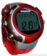 Pulsometr zegarek TMP-20 Czerwony TECH-MED