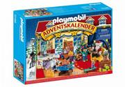 Playmobil Kalendarz adwentowy Boże Narodzenie w sklepie z zabawkami