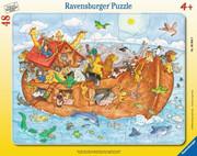 puzzle RAVENSBURGER RAVEN. 96 EL. ARKA NOEGO
