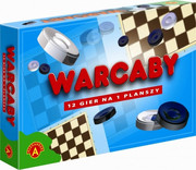 Alexander Warcaby 12 Gier na planszy