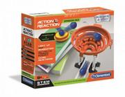 Clementoni Zestaw edukacyjny Akcja Reakacja Trampolina