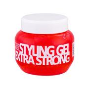 Kallos Cosmetics Styling Gel Extra Strong Żel do włosów 275 ml