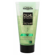 L´Oréal Professionnel Dual Stylers Liss & Pump-Up Żel do włosów 150 ml