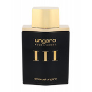Emanuel Ungaro Ungaro Pour L´Homme III Gold & Bold Limited Edition Woda toaletowa 100 ml