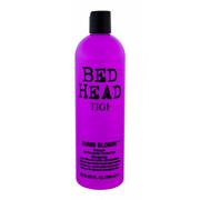 Tigi Bed Head Dumb Blonde Szampon do włosów 750 ml