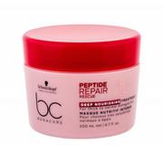 Schwarzkopf BC Bonacure Peptide Repair Rescue Maska do włosów 200 ml