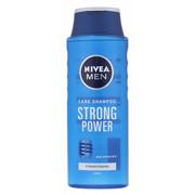 Nivea Men Strong Power Szampon do włosów 400 ml