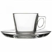 Filiżanka do espresso 80 ml ze spodkiem STALGAST 400195 400195