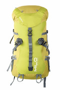 plecak trekkingowy Milo MGARR 35 - lime green/deep red