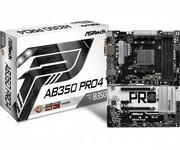ASrock AB350 PRO4