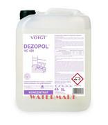 DEZOPOL 5 l gdy najważniejsza jest dezynfekcja - VC 420 VOIGT VOIGT