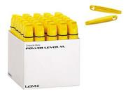 Łyżki do opon LEZYNE POWER LEVER XL BOX żółte 30 x 2szt. pudełko - wyprzedaż Lezyne 4712805982554