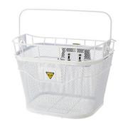 Koszyk na kierownicę Topeak Basket Front - Biały Topeak 4712511831122