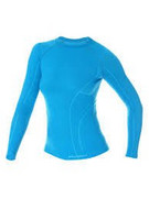 Bielizna termoaktywna damska Brubeck Wool Merino LS01390 - bluza