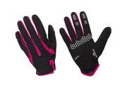Rękawiczki rowerowe Accent Airy - czarno-różowy Accent 5902175633739