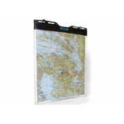 Mapnik Silva Carry Dry Map Case A4 - RATY 0% Silva 7318860189623