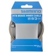 Linka hamulca Shimano MTB 1.52x1600mm - wyprzedaż Shimano KBCINNRT160