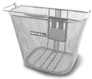 Kosz na przedni bagażnik BASIL BREMEN BE stalowy, srebny (bez mocowania) - RATY 0% Basil 8715019102264