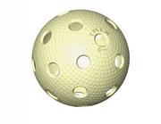 Piłeczka do unihokeja Tempish Trix - żółty Tempish 8592678000021