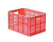 BASIL KOSZ SKRZYNIA CRATE L Czerwony Basil 8715019210365
