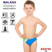 Slipy kąpielowe Aqua-Speed Bartek niebiesko-zielono-białe 42 402 - 122 Aqua-Speed 5908217631503