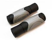 Chwyty kierownicy CLARK'S C44 DC2 czarno-grafitowe - RATY 0% CLARKS 5021646011514