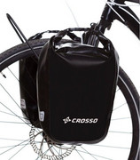 sakwy rowerowe Crosso Dry Small - zdjęcie 3