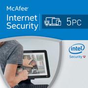 McAfee Internet Security 5 Urządzen 1 Rok