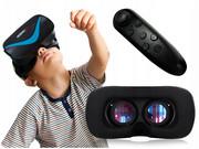 Gogle Vr 3D Do Grania Na Smartfonie Sony+pilot Bt