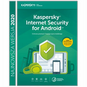 Kaspersky Internet Security Android na 1 Rok