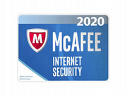 Antywirus McAfee Internet Security 1PC /1 Rok