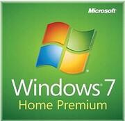 Microsoft Windows 7 Home Premium Edition 32-bit/64-bit