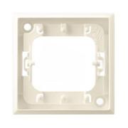 Ramka pojedyncza ozdobna łączników potrójnych Aria Ospel ecru RO-13U/27 OSPEL