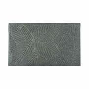 Wycieraczka wewnętrzna Liście 60 x 40 cm szara MULTI-DECOR