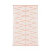 Dywan bawełniany Mauro różowy 60 x 90 cm Inspire INSPIRE