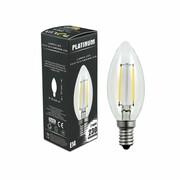 Żarówka LED E14 (230 V) 2 W 230 lm Ciepła biel POLUX POLUX