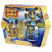 Ready2Robot Zestaw bitewny Tag Team niespodzianka w kuli z akcesoriami MGA