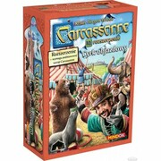Gra Carcassonne PL 10. Cyrk objazdowy, Edycja 2 Bard