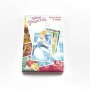 Czarny Piotruś Memo - Disney Princess + PREZENT do zakupów za min.30 zł. Cartamundi 5901911002853