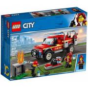 Klocki LEGO City - Terenówka komendantki straży pożarnej (60231)