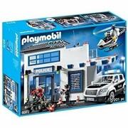 Playmobil Zestaw z figurką Posterunek policji 4264