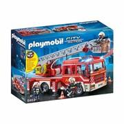 Playmobil Zestaw z figurką Samochód strażacki z drabiną 4820