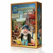 Gra Carcassonne PL 5. Opactwo i Burmistrz, Edycja 2 Bard