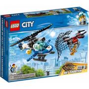 Klocki Lego City 60207 Pościg policyjnym dronem