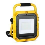 Halogen Reflektor Naświetlacz 50W V-TAC LED na statywie z kablem V-TAC